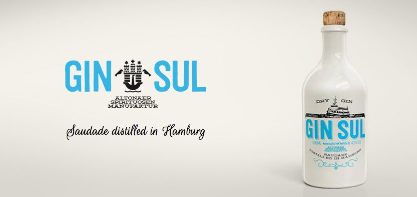 Gin sul is a new and exciting gin from germany for Best mixers for gin