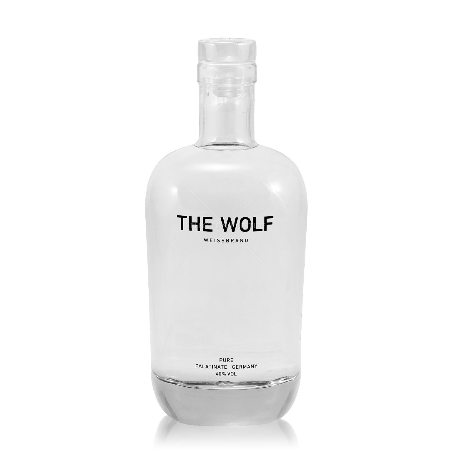 The Wolf Weissbrand 0,7L (40% Vol.) - The Wolf - Sonstiges