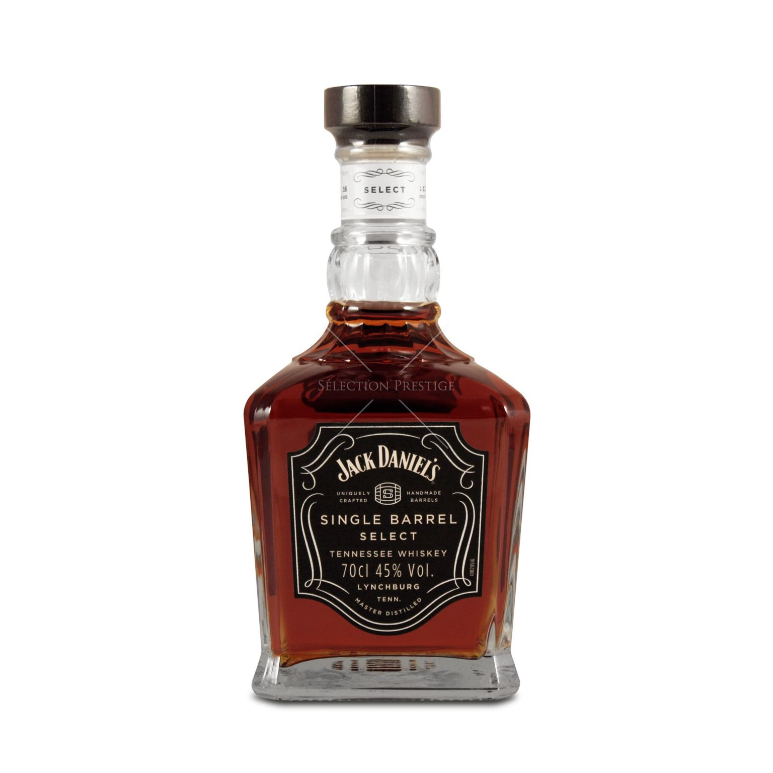 Jack Daniel\'s Single Barrel Select Tennessee Whiskey 0.7L (45% Vol ...