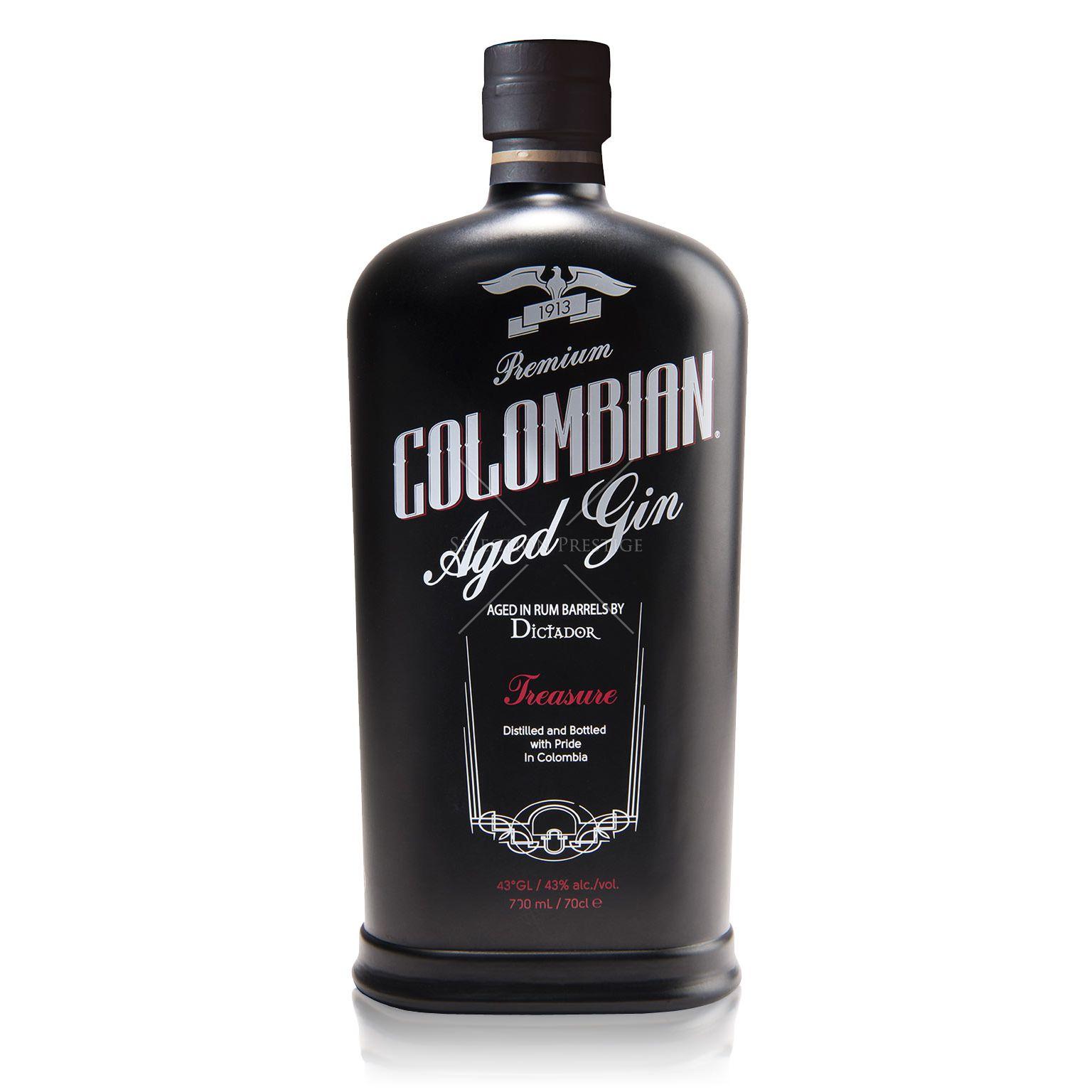 Mit Dictador Colombian Aged Gin schenkt uns die Marke einen tollen ...