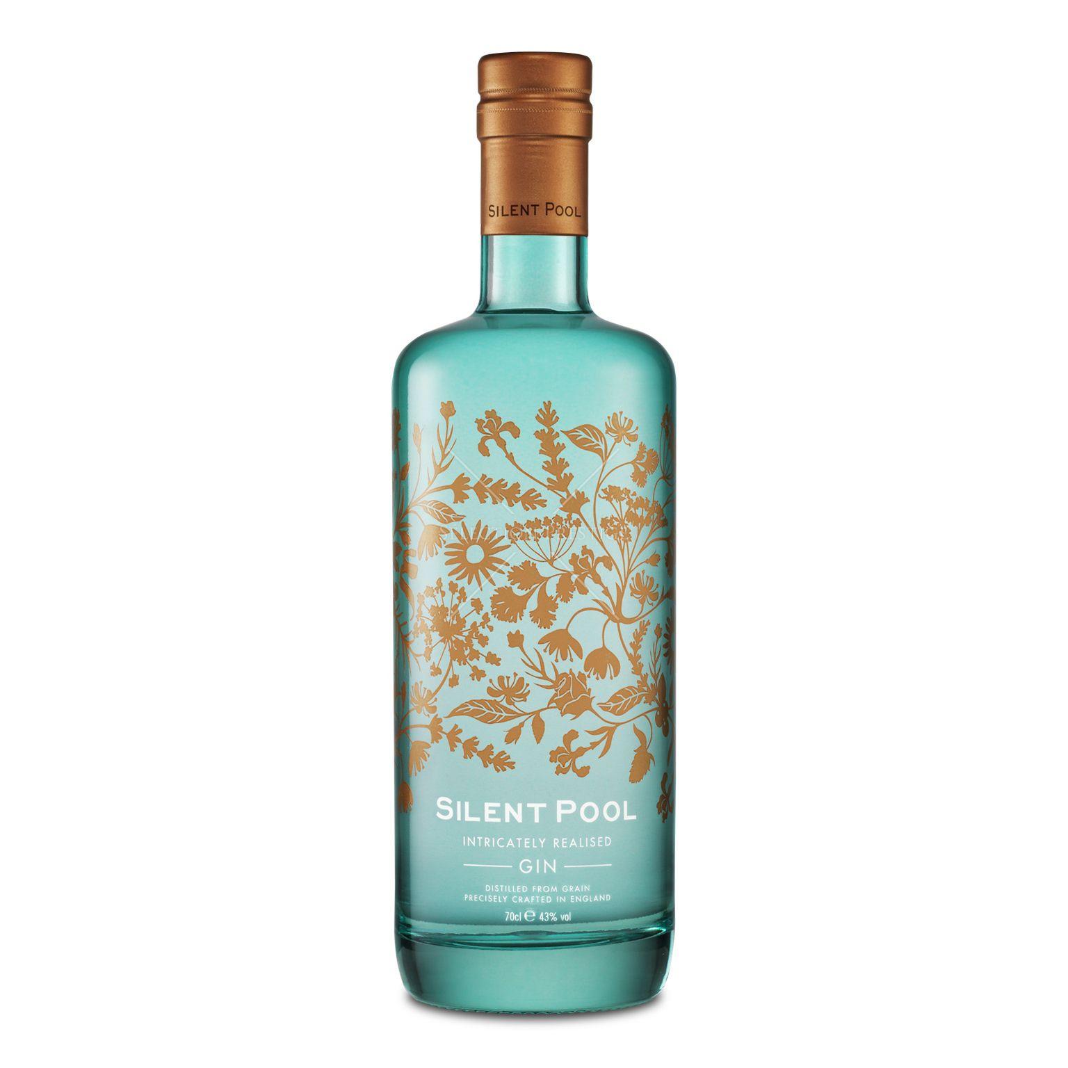 Silent pool gin 0 7l 43 vol silent pool gin - Silent pool gin ...