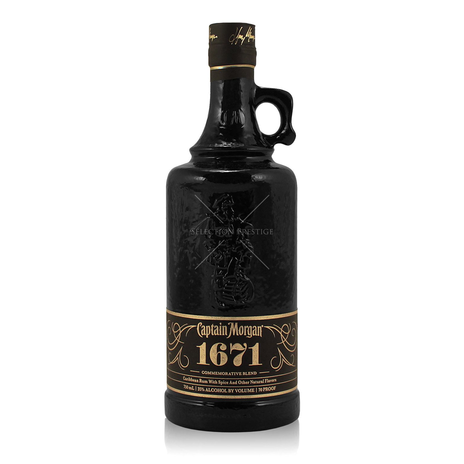 Captain Morgan 1671 Commemorative Blend Limited Edition