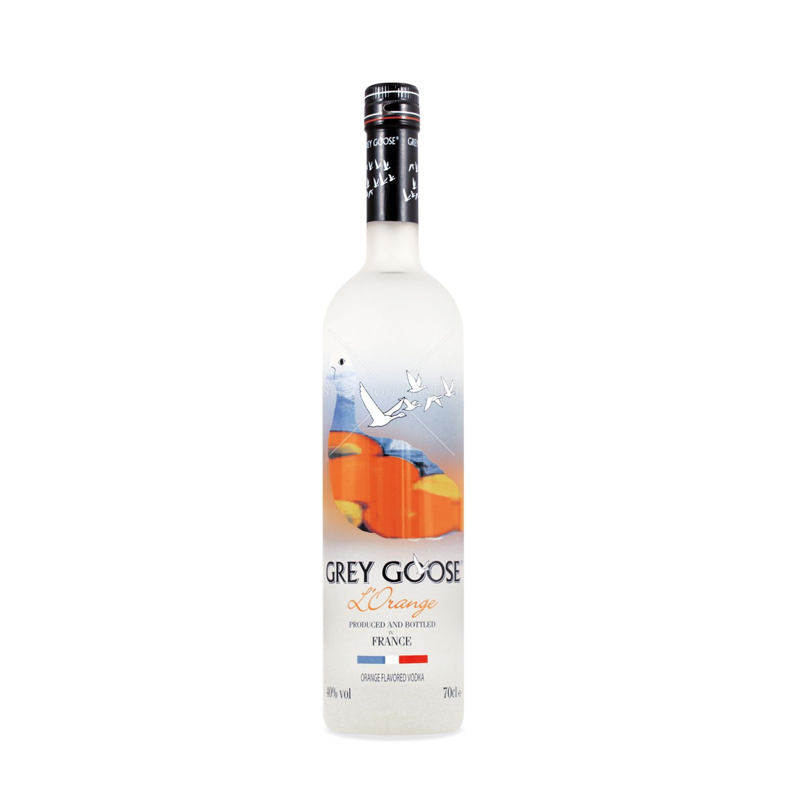 grey goose vodka l 39 orange 0 7l 40 vol grey goose vodka. Black Bedroom Furniture Sets. Home Design Ideas