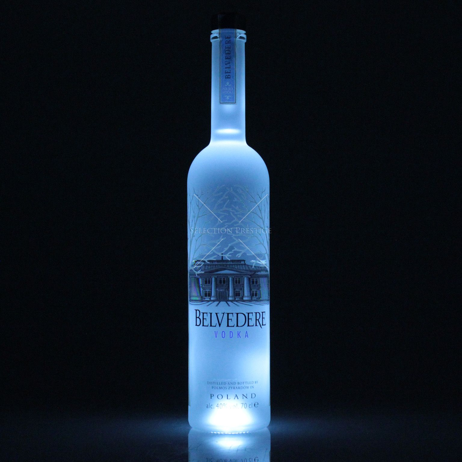 Belvedere Vodka Night Sabre 0 7L (40% Vol )