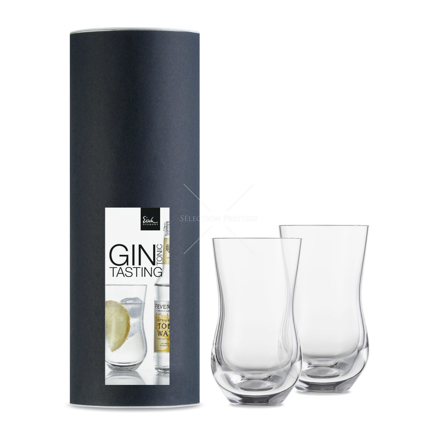 gin tonic tasting glas geschenkset by j rgen deibel. Black Bedroom Furniture Sets. Home Design Ideas