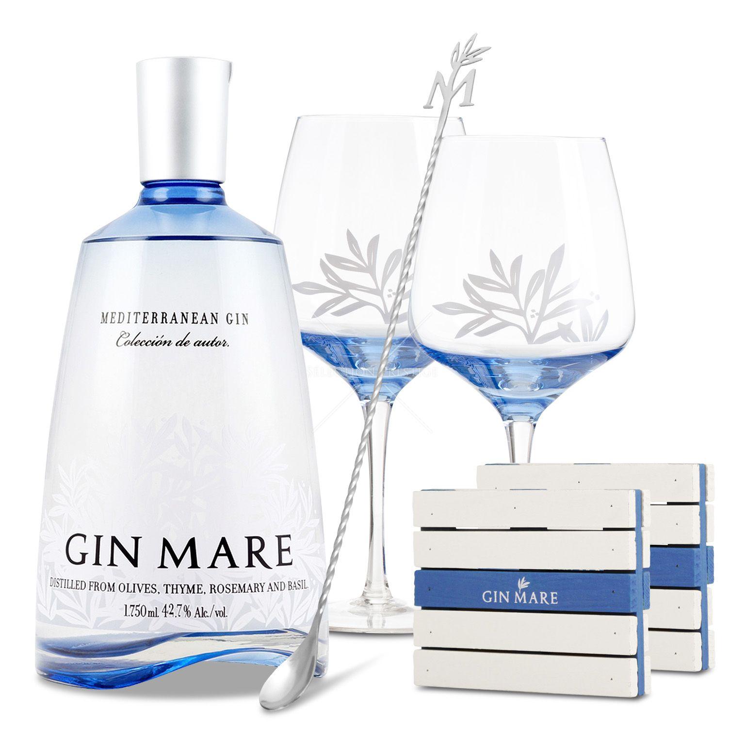 Gin Mare Set XXL Gin Mare Gin