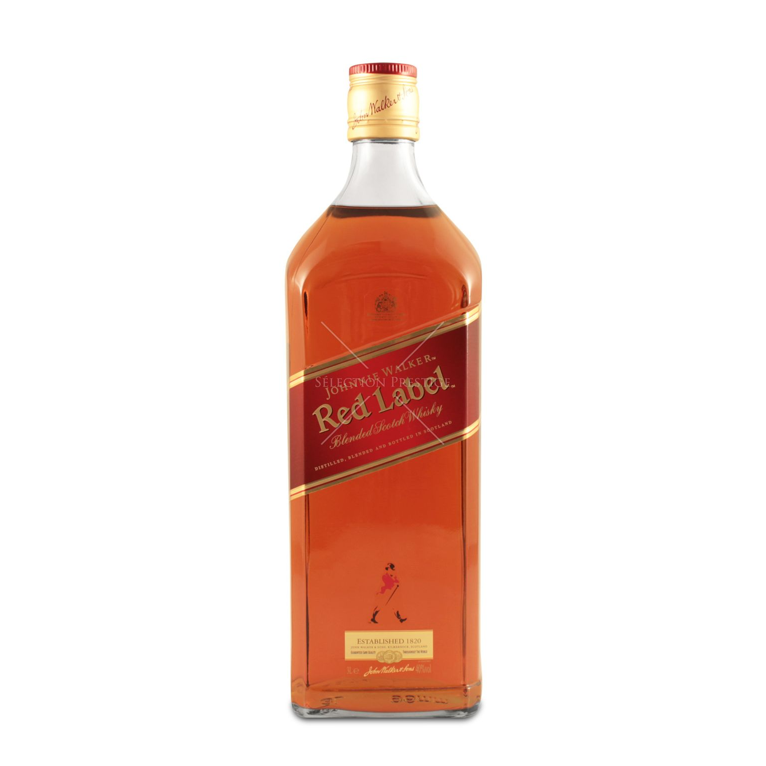 It's just an image of Unusual Whisky Johnnie Walker Red Label 3 Litros