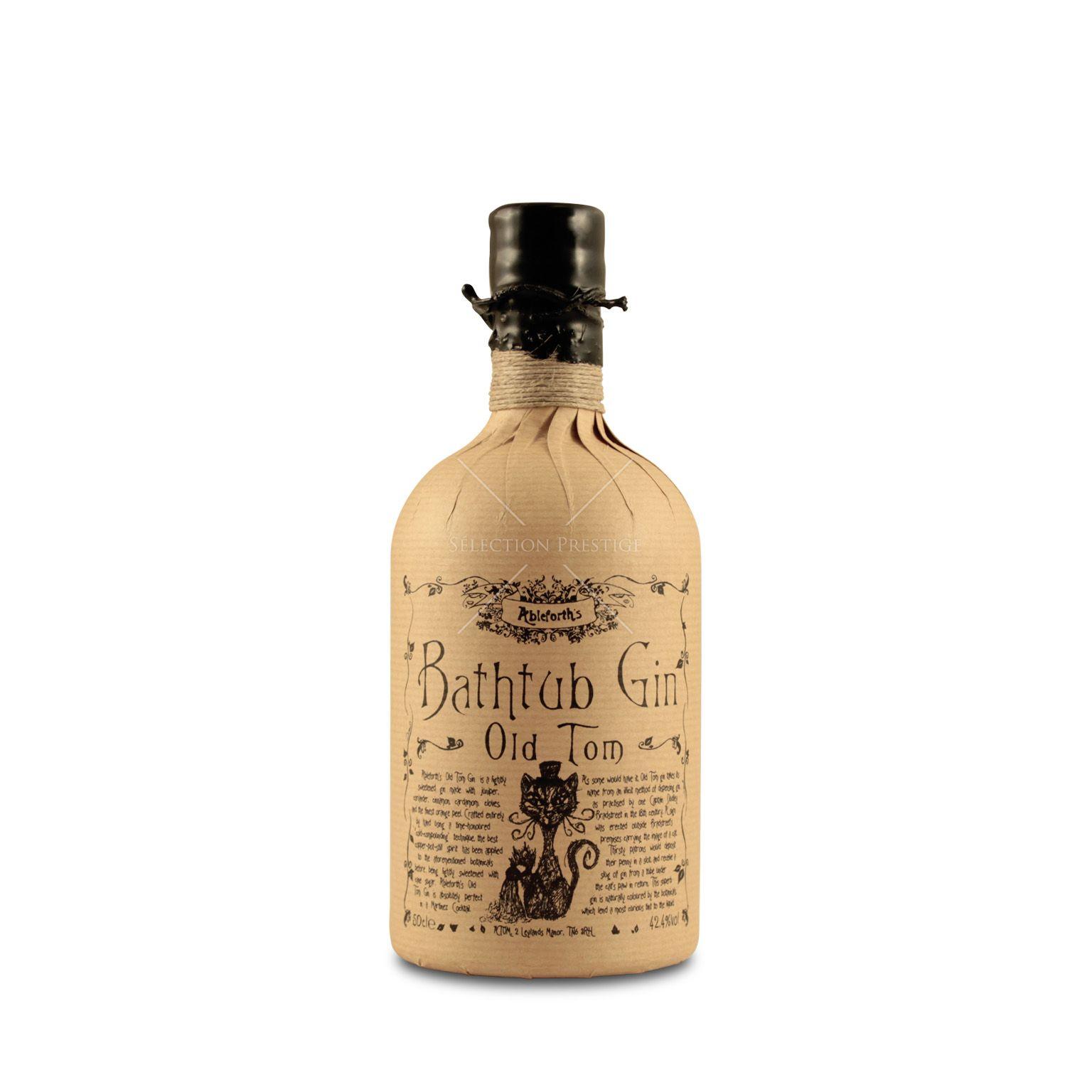 Bathtub Gin Old Tom 0 5l 42 4 Vol Bathtub Gin