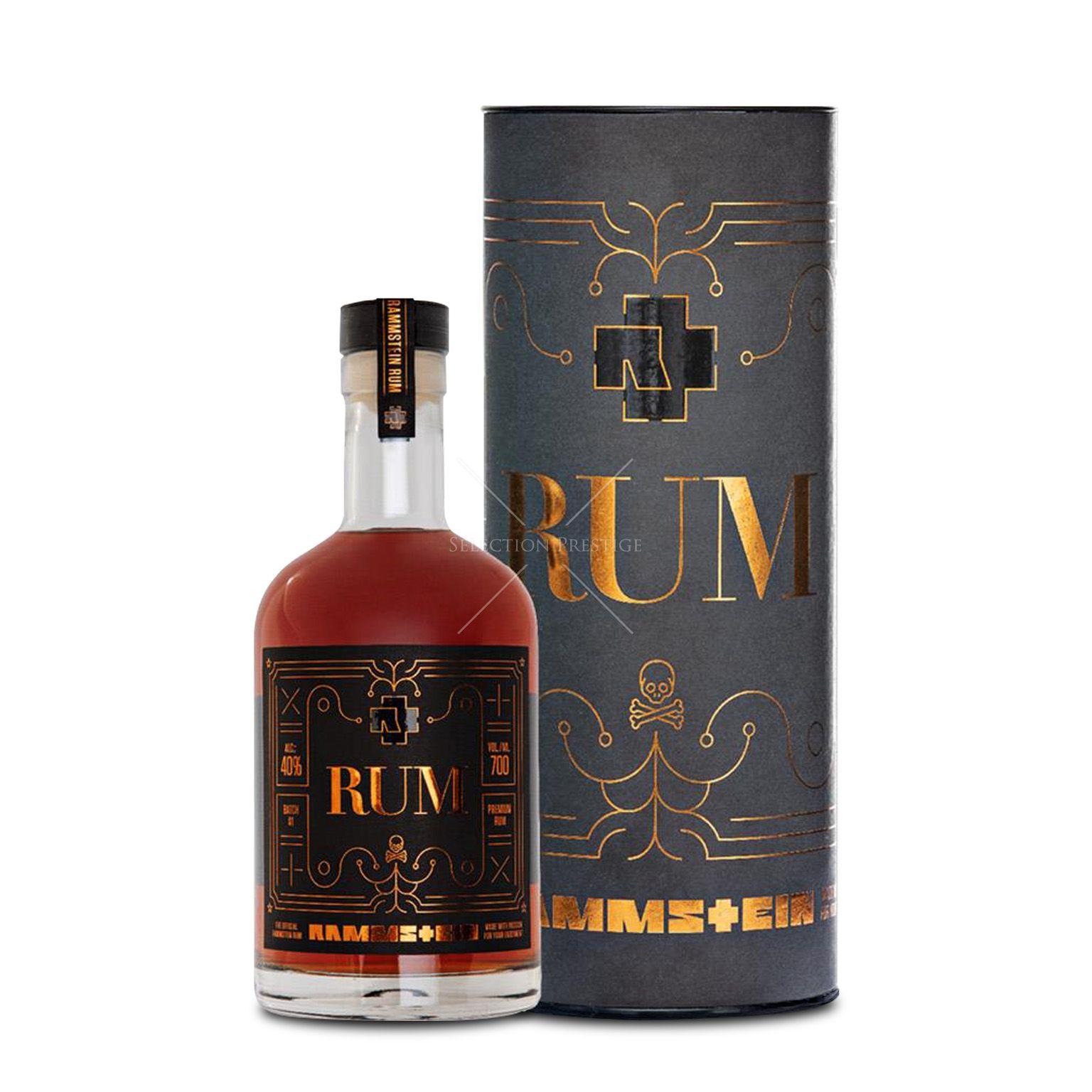 Rammstein Rum 0 7l 40 Vol Rammstein Rum