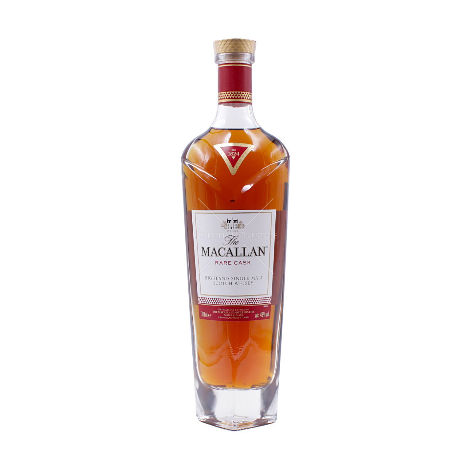 Buy The Macallan Elegancia 12 Years 1L   Price and Reviews