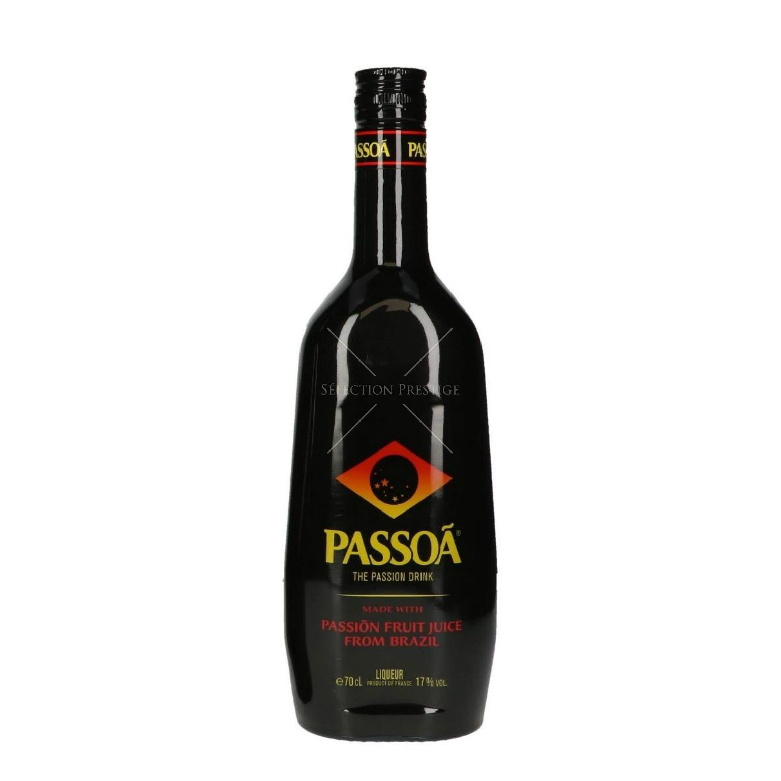 Passoã Passion Fruits Liqueur 1.0L (17% Vol.)