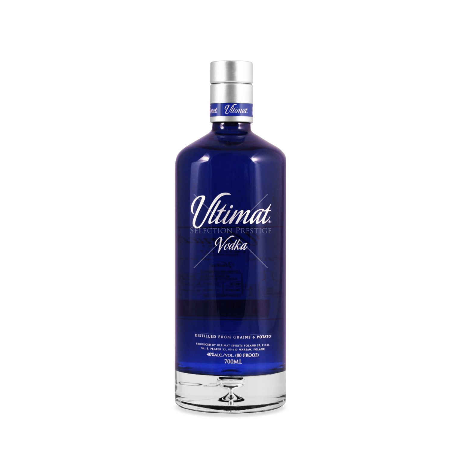Ultimat Vodka 07L 40 Vol