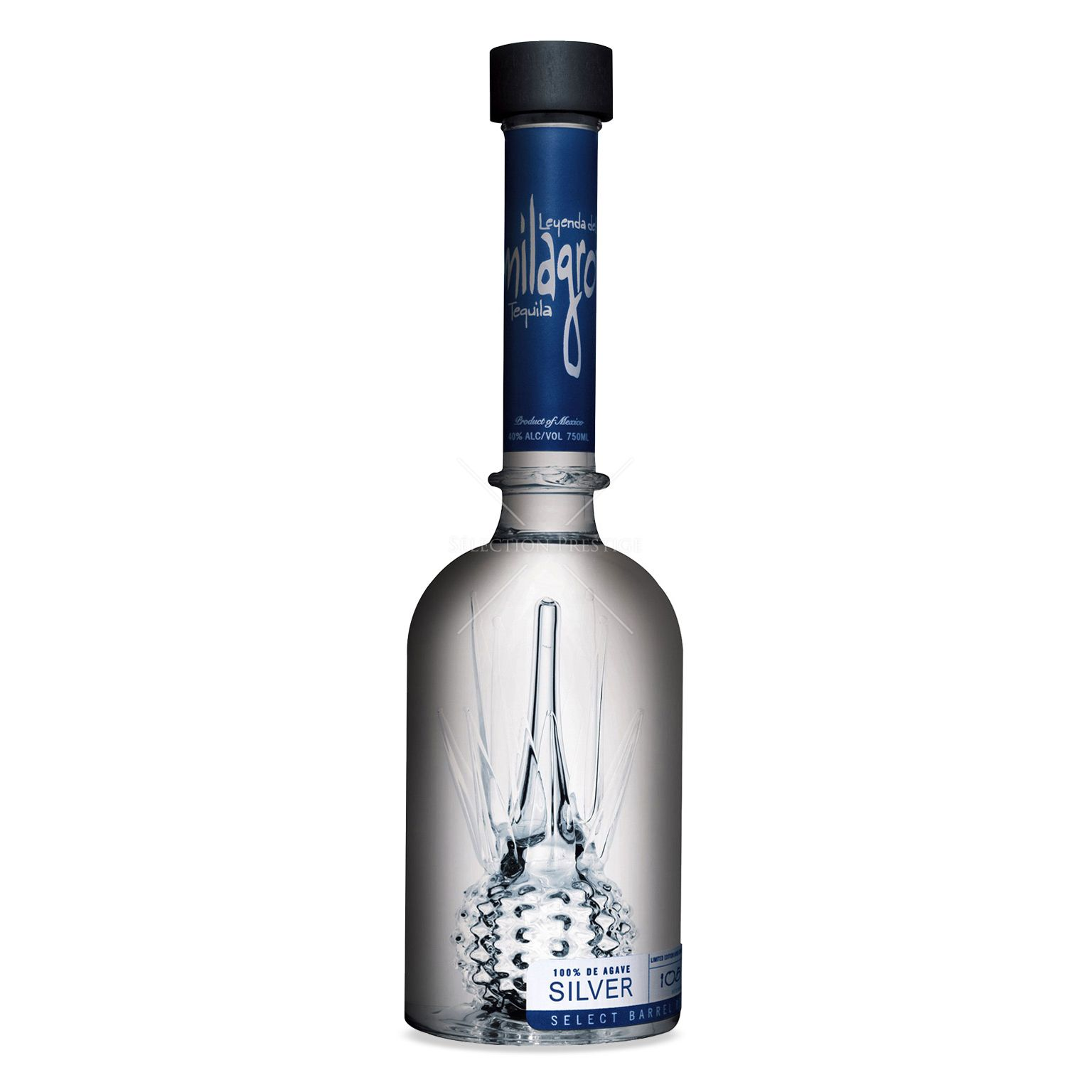 Milagro Select Barrel Reserve Silver Tequila 0 7l 40 Vol