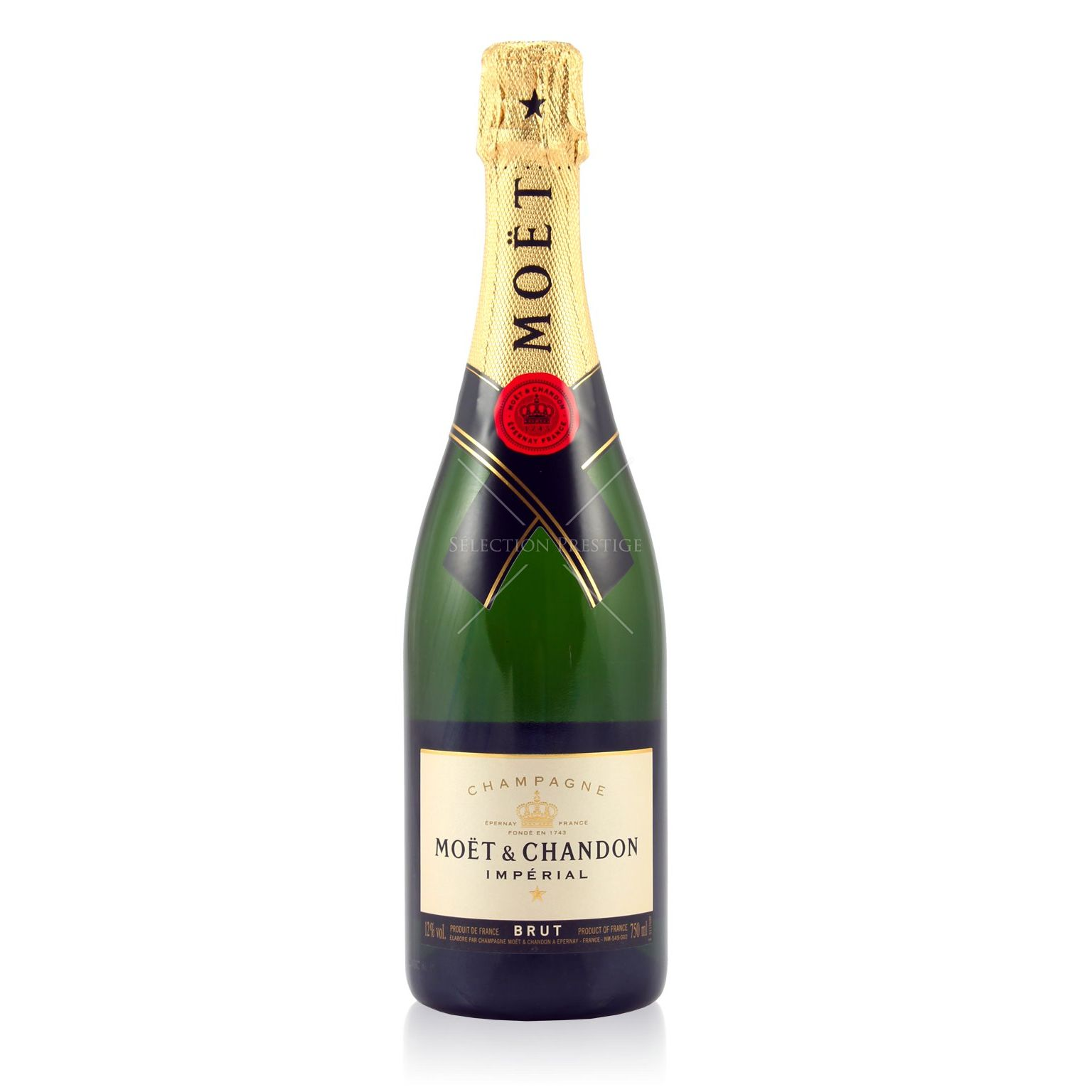 mo t chandon brut imp rial 12 vol mo t chandon champagne. Black Bedroom Furniture Sets. Home Design Ideas