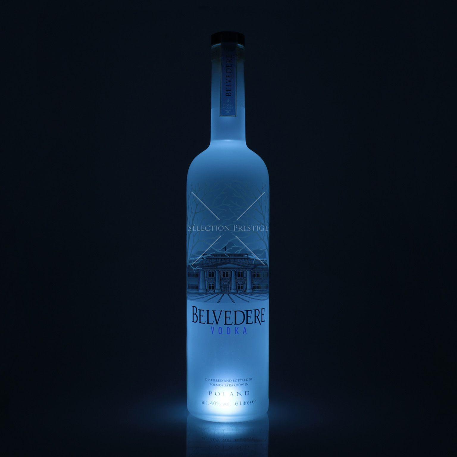 Belveder Vodka 6l