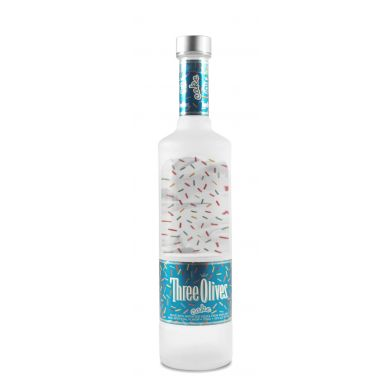 Three Olives Cake Vodka Uk