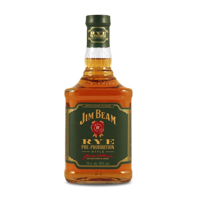 Jim Beam Pre-Prohibition Rye Whiskey 0,7L (40% Vol.)