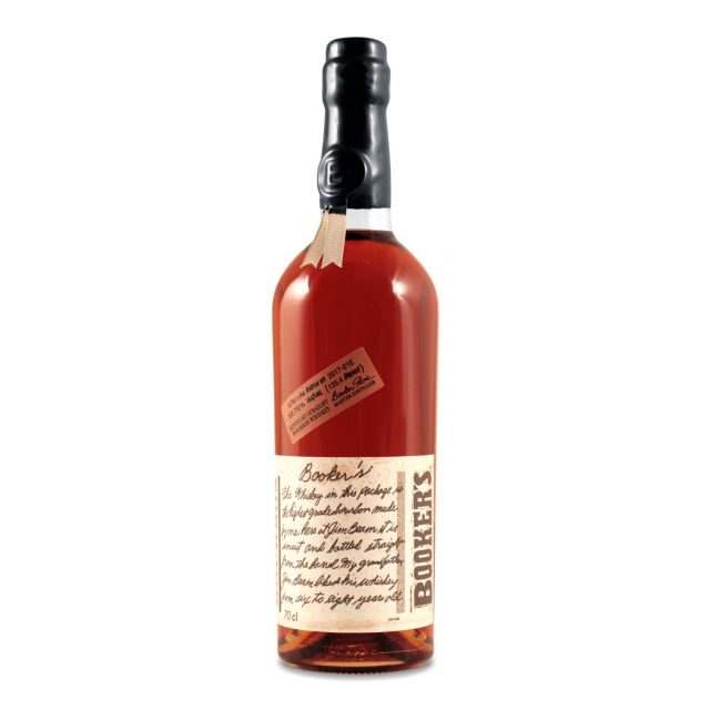 Booker's 6 Year Old Kentucky Straight Bourbon Whiskey 0,7L (62,7% Vol.)