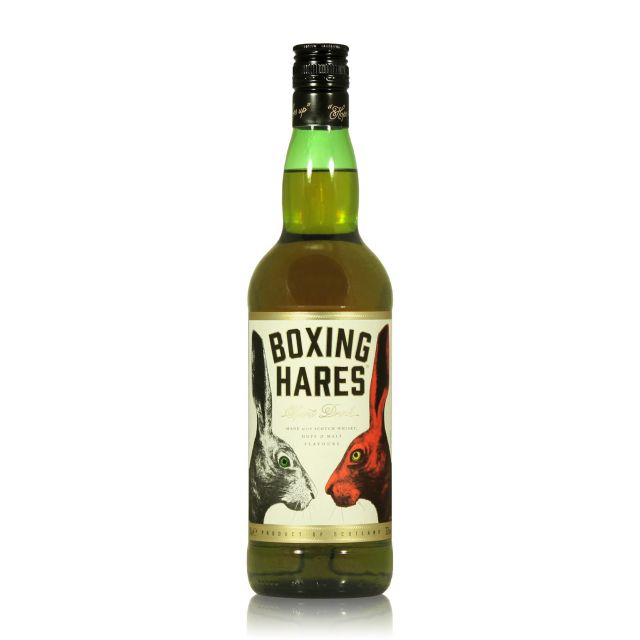 Boxing Hares Whisky 0,7L (35% Vol.)