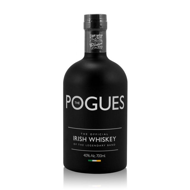 The Pogues The Official Irish Whiskey of the Legendary Band 0,7L (40% Vol.)