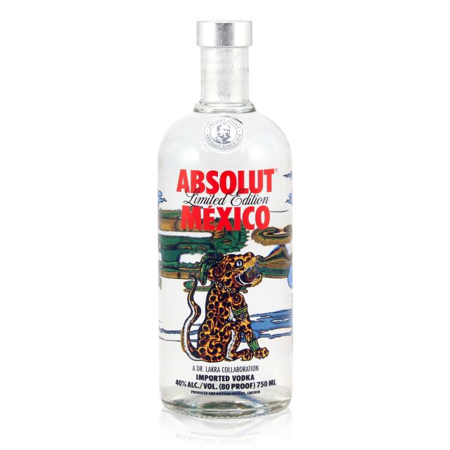 Absolut Mexico 0,7L (40% Vol.)