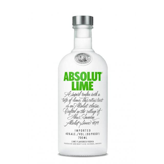 Absolut Lime 0,7L (40% Vol.)
