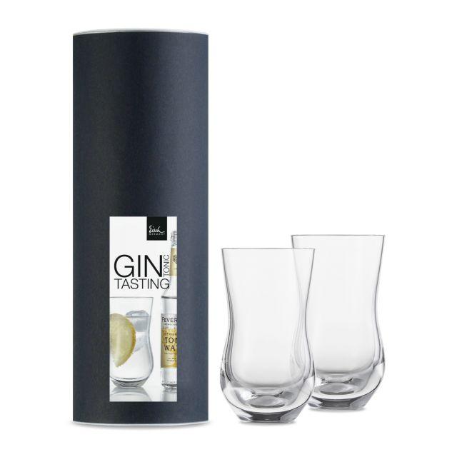 Gin Tonic Tasting Glass Gift Box By Jurgen Deibel Glass Accessories