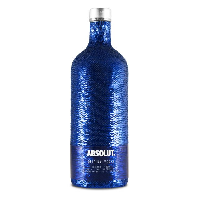 Absolut Uncover Sequin Limited Edition 1,0L (40% Vol.)