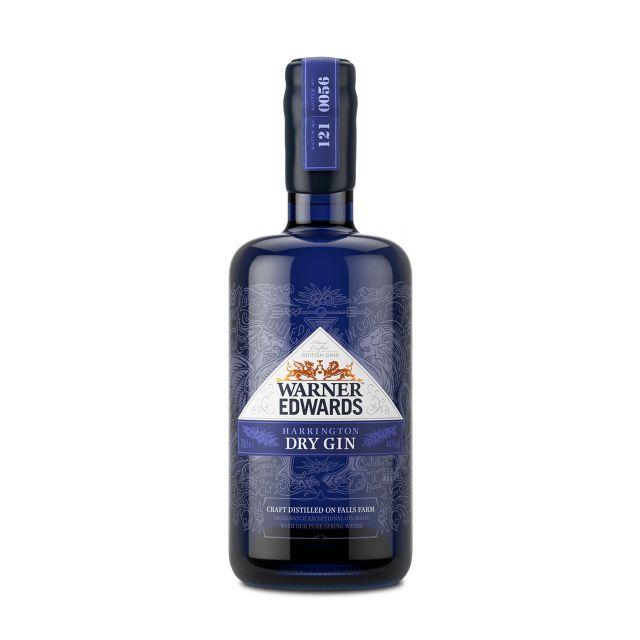 Warner Edwards Dry Gin 0,7L (44% Vol.)