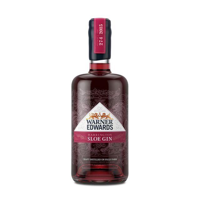 Warner Edwards Sloe Gin 0,7L (30% Vol.)