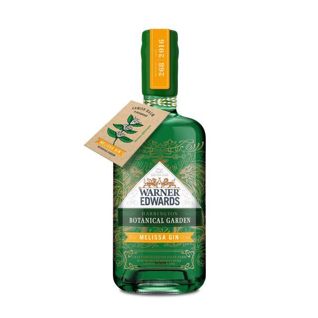 Warner Edwards Botanical Garden Melissa Gin 0,7L (43% Vol.)