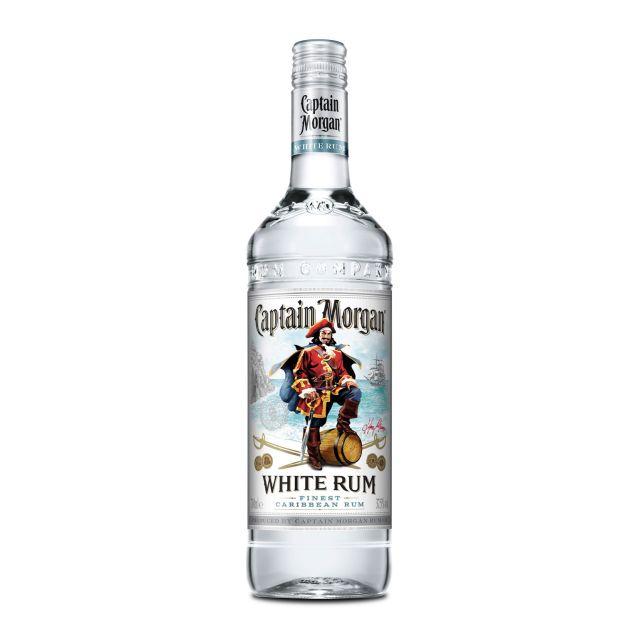 Captain Morgan White Rum 0,7L (37,5% Vol.)