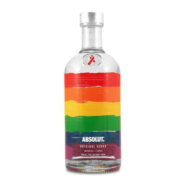 Absolut Life Ball Edition 2018 0,7L (40% Vol.)