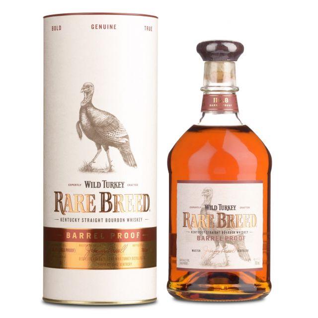 Wild Turkey Rare Breed Barrel Proof 0,7L (58,4% Vol.)