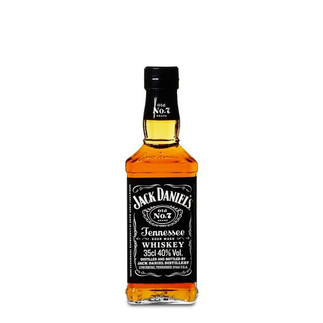Jack Daniel's Old No. 7 Tennessee Whiskey 0,35L (40% Vol.)
