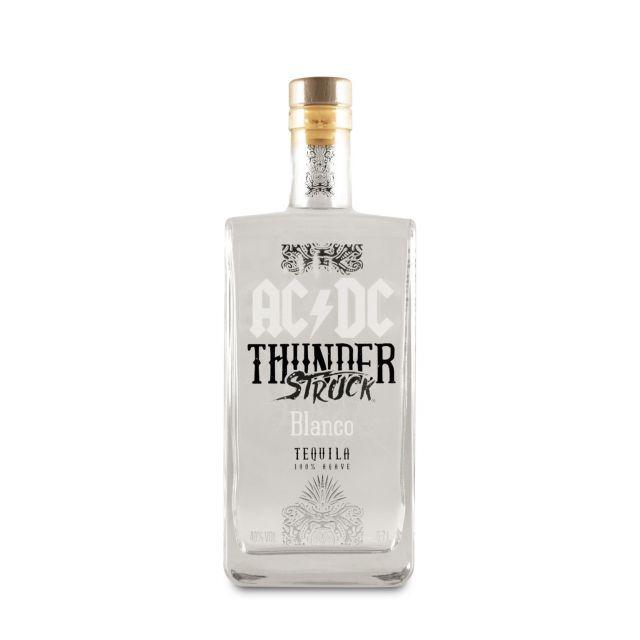 AC/DC Thunderstruck Tequila Blanco 0,7L (40% Vol.)