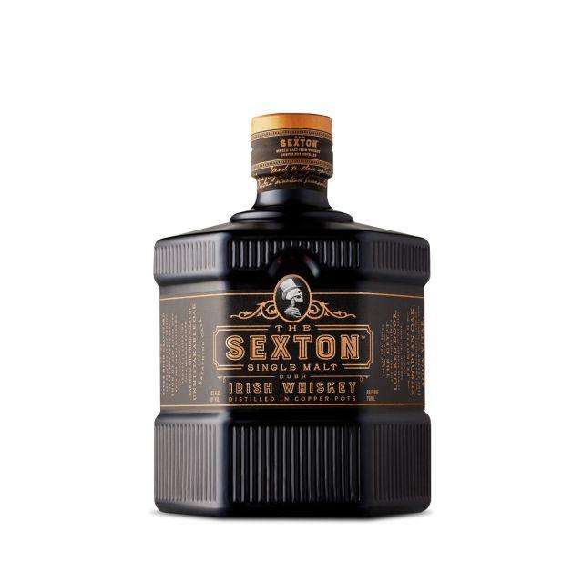 The Sexton Single Malt Irish Whiskey 0,7L (40% Vol.)