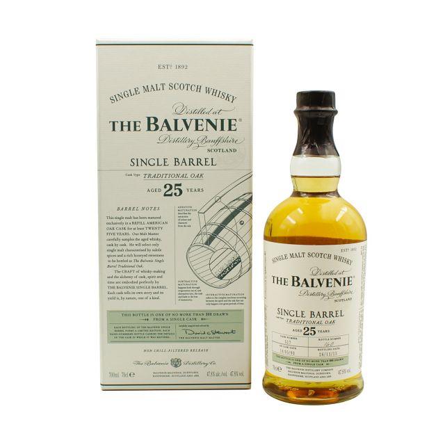 balvenie single barrel scotch