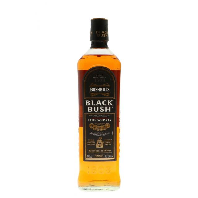Bushmills Black Bush Irish Whiskey 0,7L (40% Vol.)