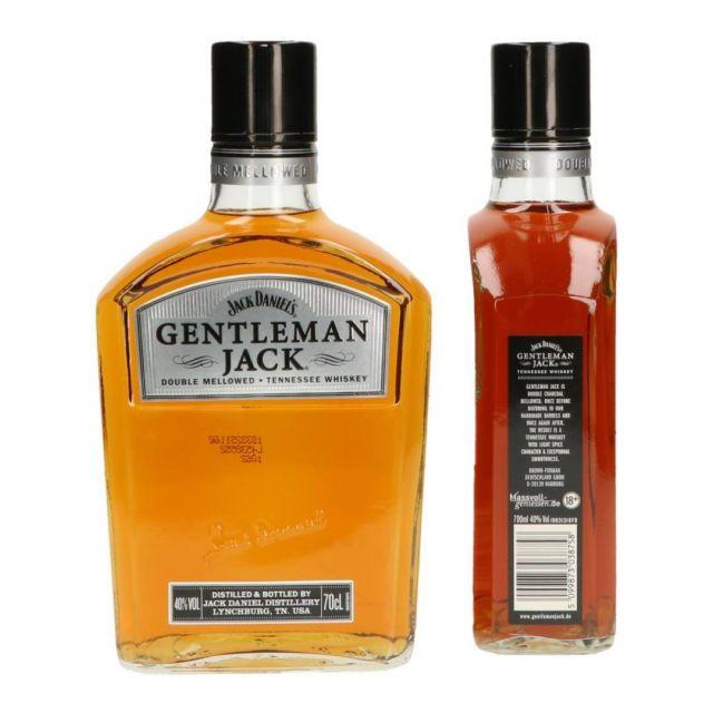 Jack Jack 0 Daniel's Gentleman 7L40Vol nw80OPkX