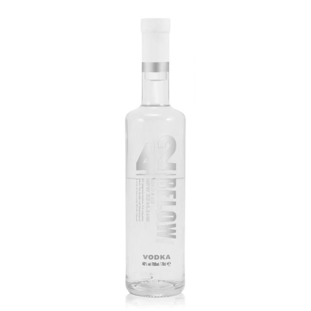 42 Below Pure Vodka 0,7L (40% Vol.)