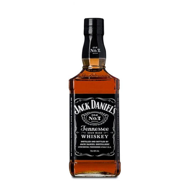 Jack Daniel's Old No. 7 Tennessee Whiskey 0,7L (40% Vol.)