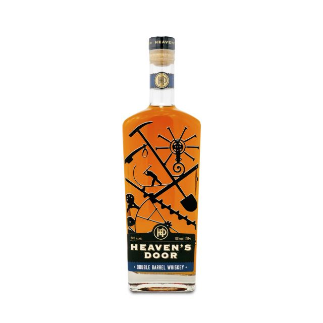 Heaven's Door Double Barrel Whiskey 0,7L (50% Vol.)
