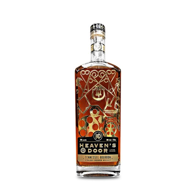 Heaven's Door 10YO Bourbon Whiskey 0,7L (50% Vol.)