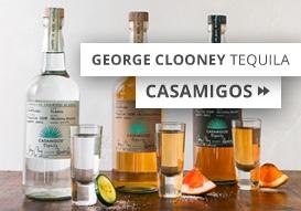Hier geht's zu George Clooneys Casamigos Tequila!
