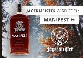 Jägermeister wird edel: Manifest!